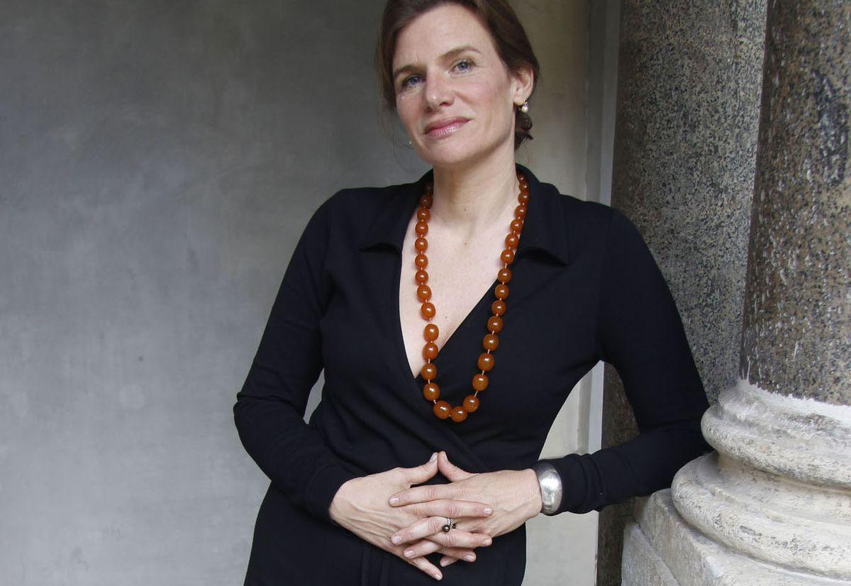 Mariana Mazzucato , economista © 2014 Giliola CHISTE