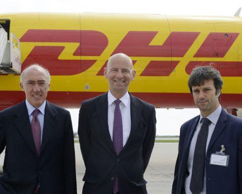 Enrico Marchi (a sinistra) e Alberto Nobis (al centro). Foto di Michele Crosera