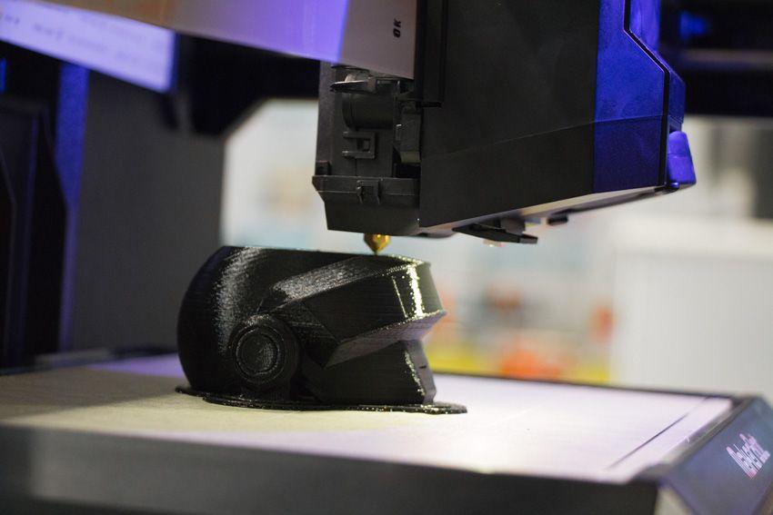 Lavorazione con stampante 3D