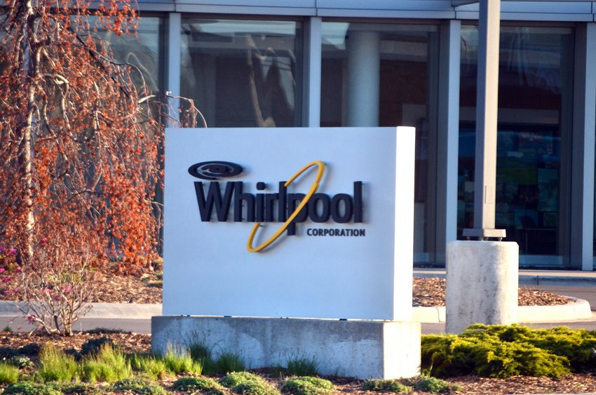 Headquarters di Whirlpool a Benton Harbor, Michigan