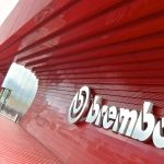 Headquarters di Brembo, vicino a Bergamo