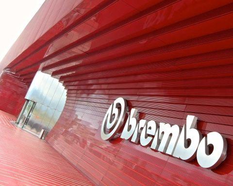 Headquarters di Brembo, vicino a Bergamo