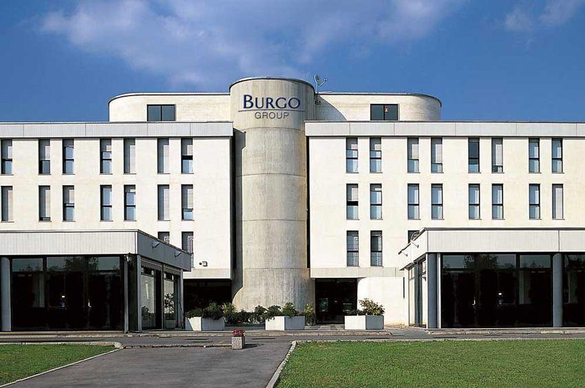 Burgo, headquarters ad Altavilla Vicentina
