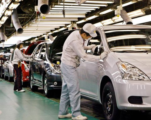 Lean production alla Toyota
