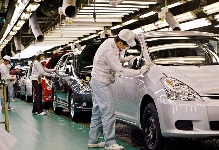 Lean production alla Toyota