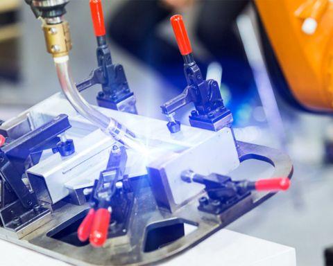 Automazione in fabbrica