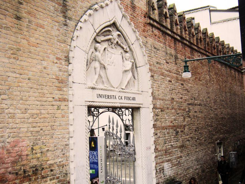 Università di Ca' Foscari, a Venezia