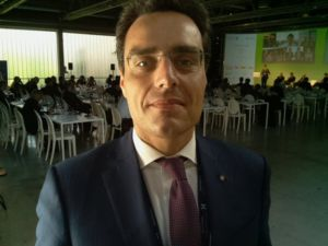 Tommaso Santini, amministratore delegato di Vega