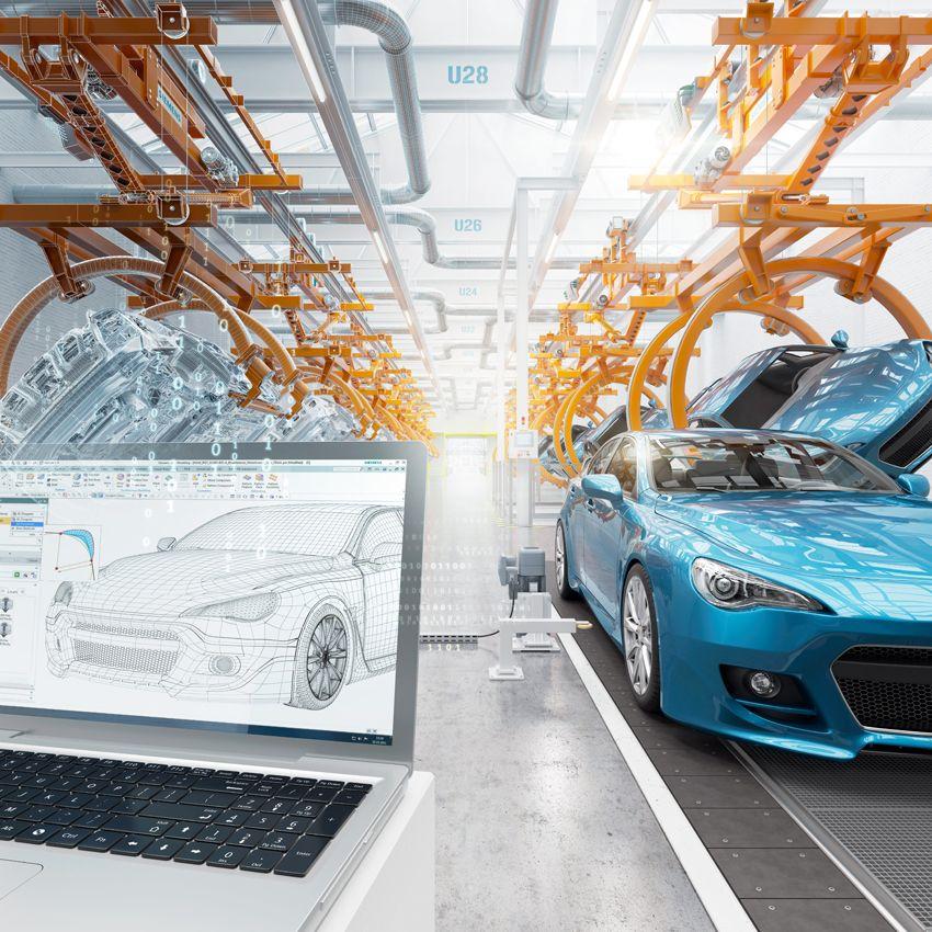 Automazione Siemens per Maserati