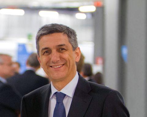 Stefano Venturi, vice president e amministratore-delegato del gruppo Hewlett Packard Enterprise i -Italia