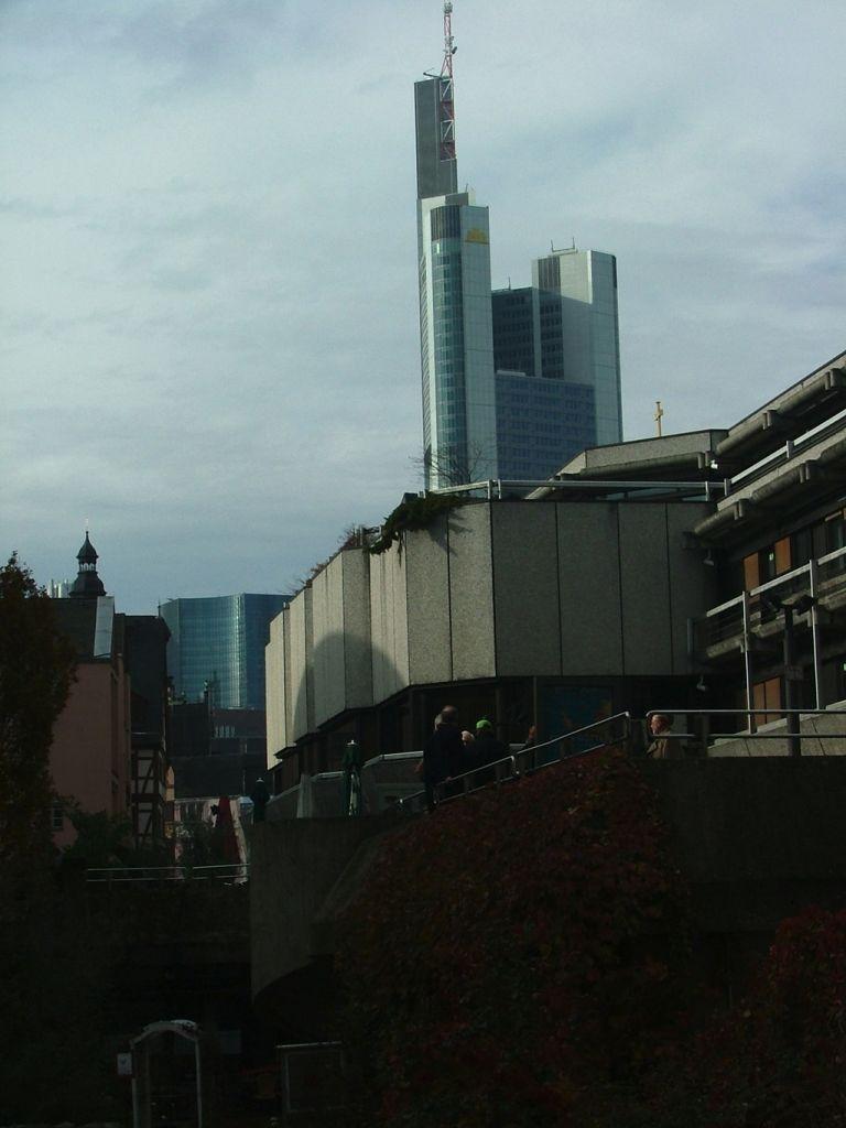 Francoforte , Centro Direzionale