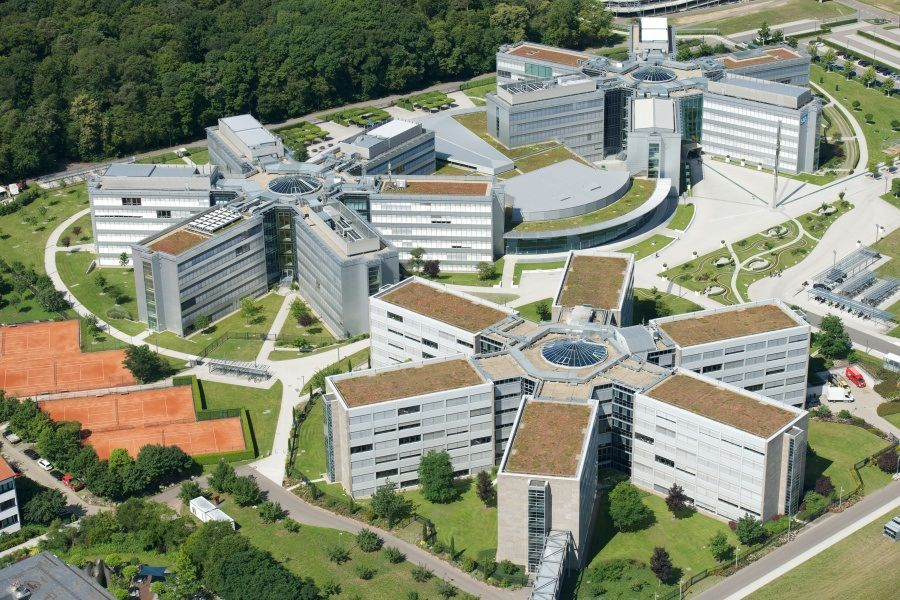 SAP_Locations_Walldorf_Aerial