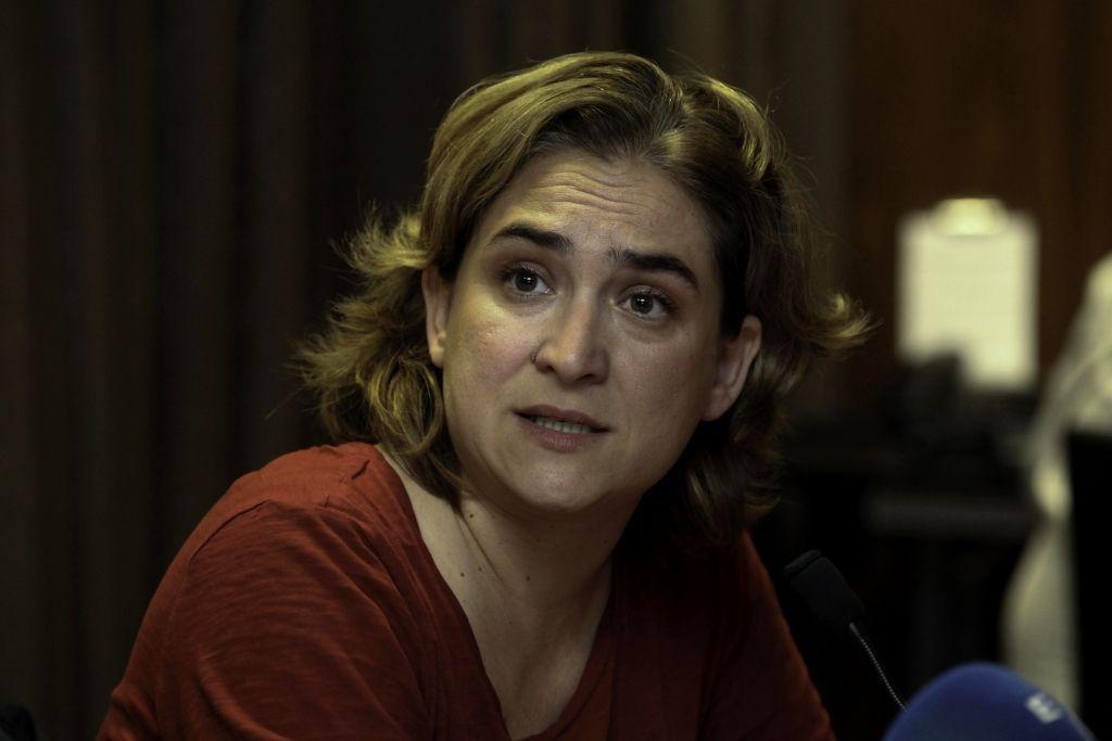 Ada Colau, sindaco di Barcellona