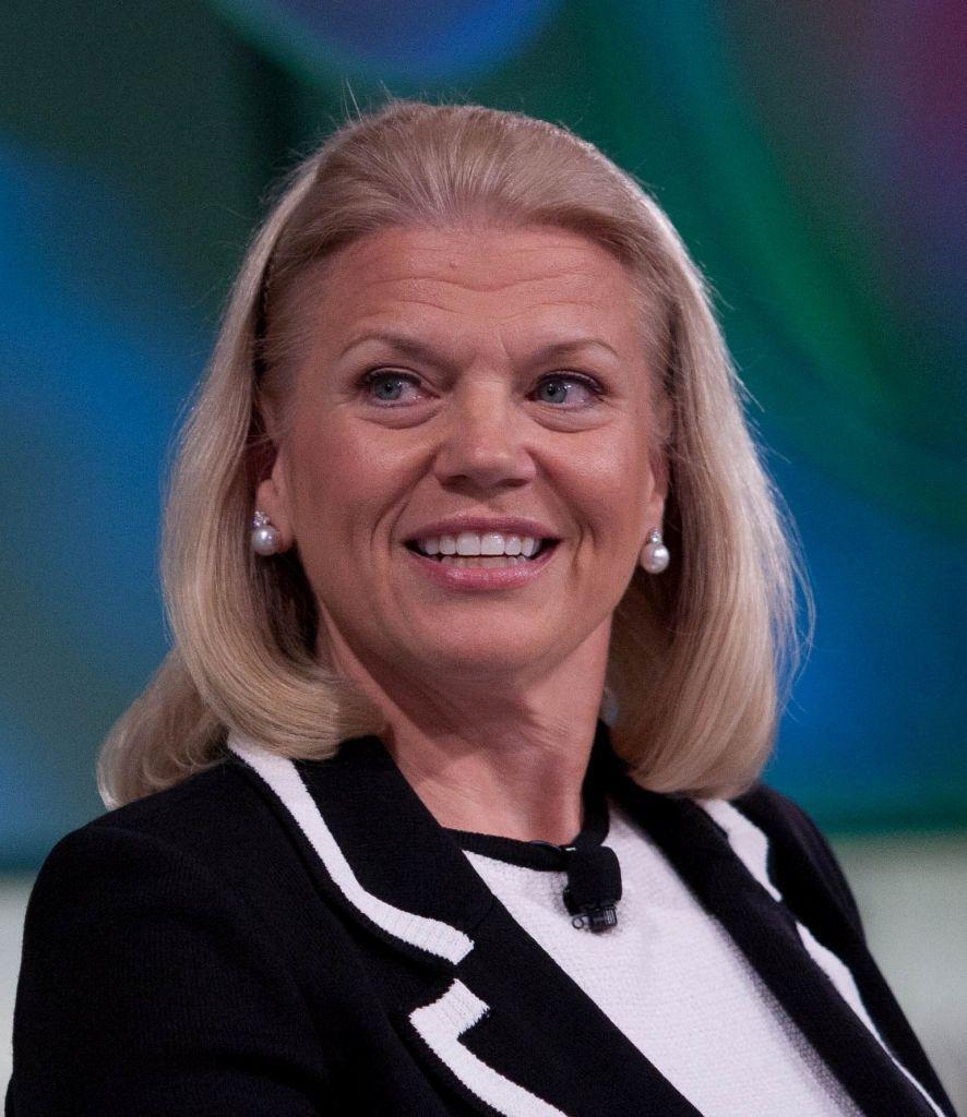 Ginny Rometti, CEO IBM