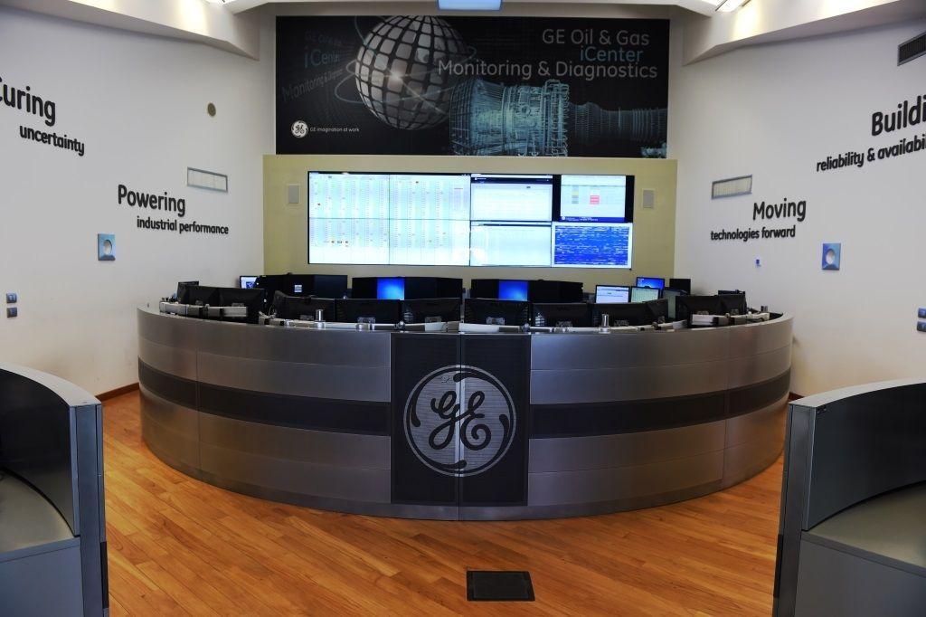L'iCenter di GE Oil & Gas a Firenze