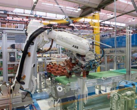ABB Dalmine GSec Production line
