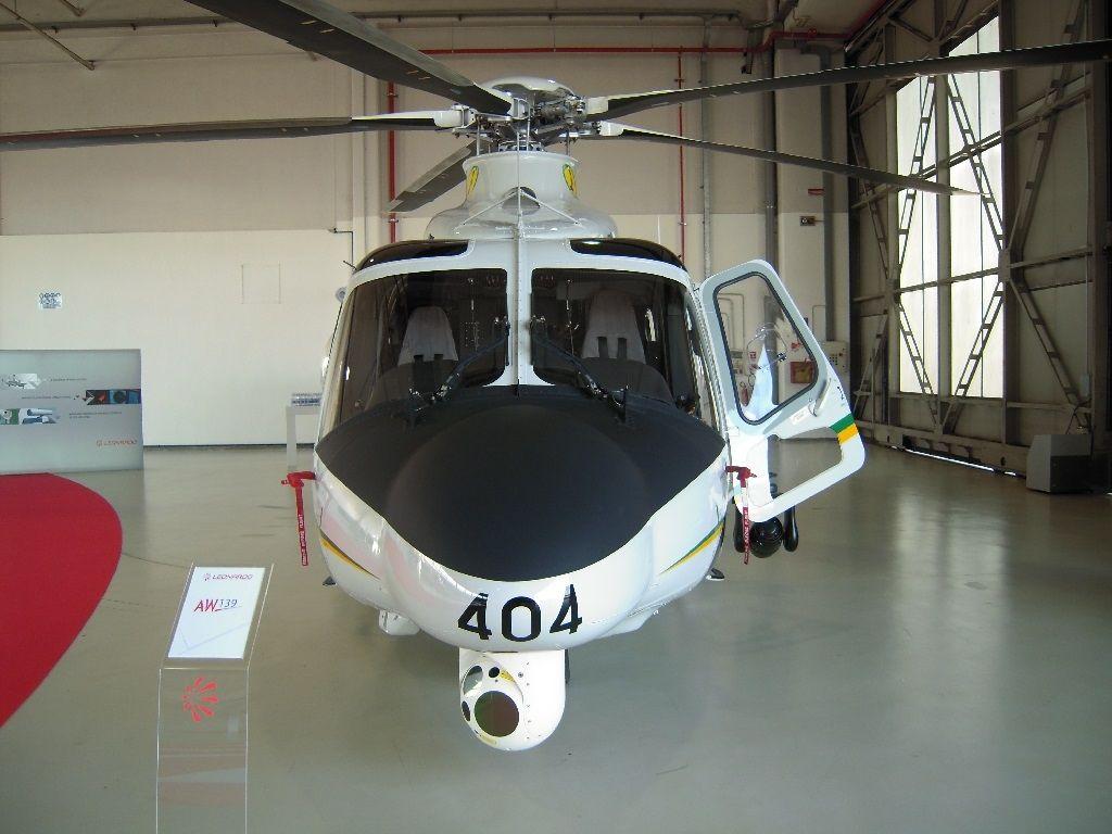 AW139 Leonardo