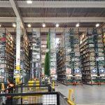 Centro i Distribuzione di Vercelli di Amazon