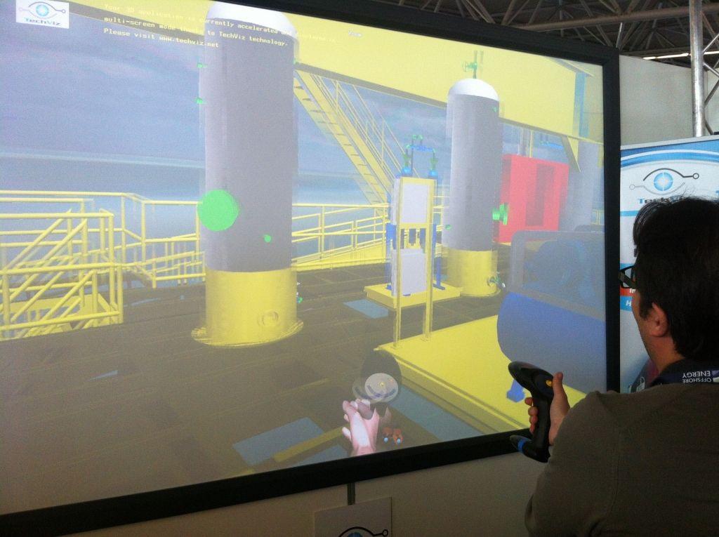 simulazione realtà virtuale