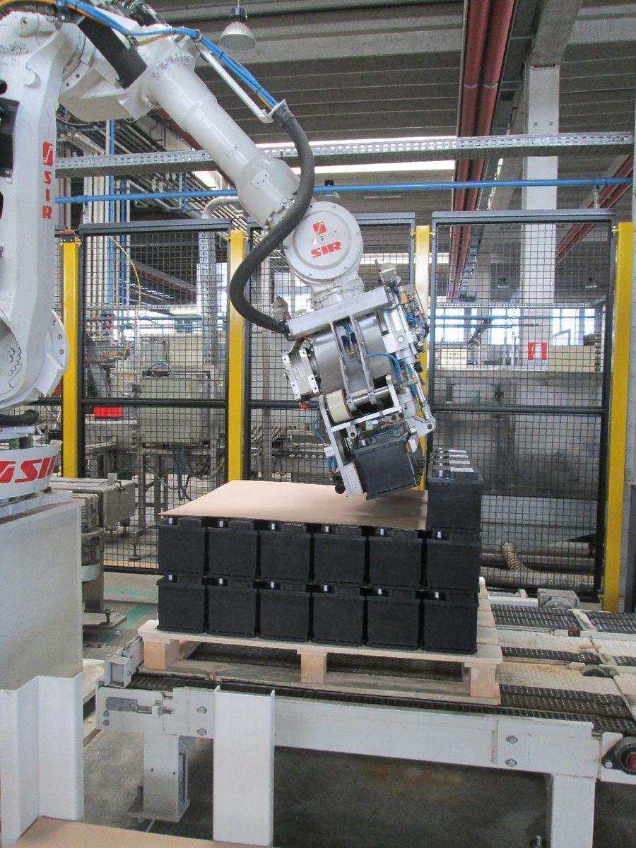 Production of Starter Batteries_Veronella Plant (VR) 2